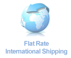 flat rate international trust